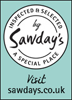 Inspected and selected by Sawday's